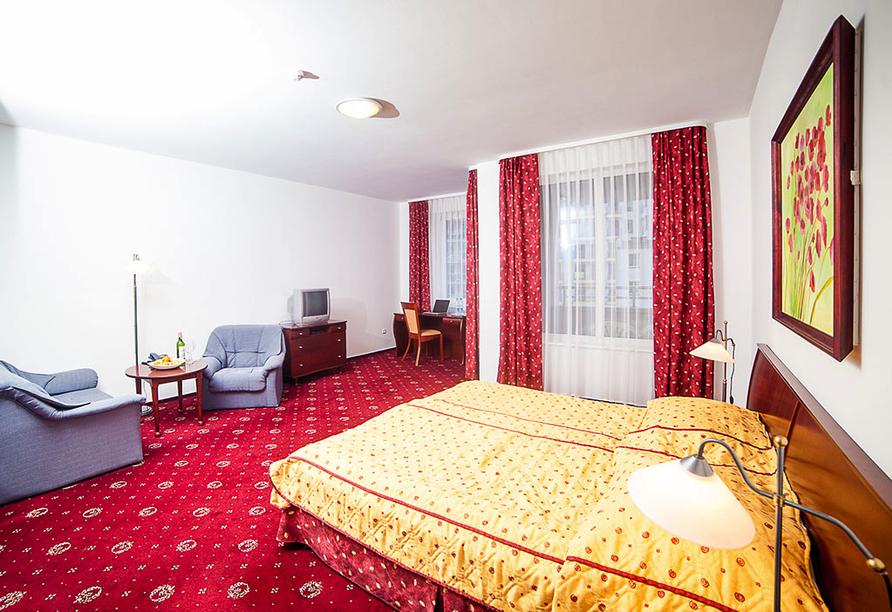 Kurhotel Etna in Kolberg Ostsee Polen, Zimmerbeispiel