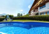 Best Western Panoramahotel Talhof in Wängle bei Reutte in Tirol, Außenpool