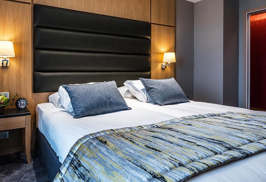Hotel Le Bristol in Mulhouse, Zimmerbeispiel