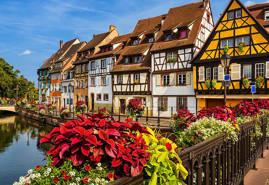 Hotel Le Bristol in Mulhouse, Colmar