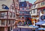 Hotel Le Bristol in Mulhouse, Historische Altstadt
