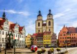 Best Western Soibelmanns Lutherstadt Wittenberg, Marktplatz