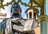 Best Western Soibelmanns Lutherstadt Wittenberg, Lutherdenkmal