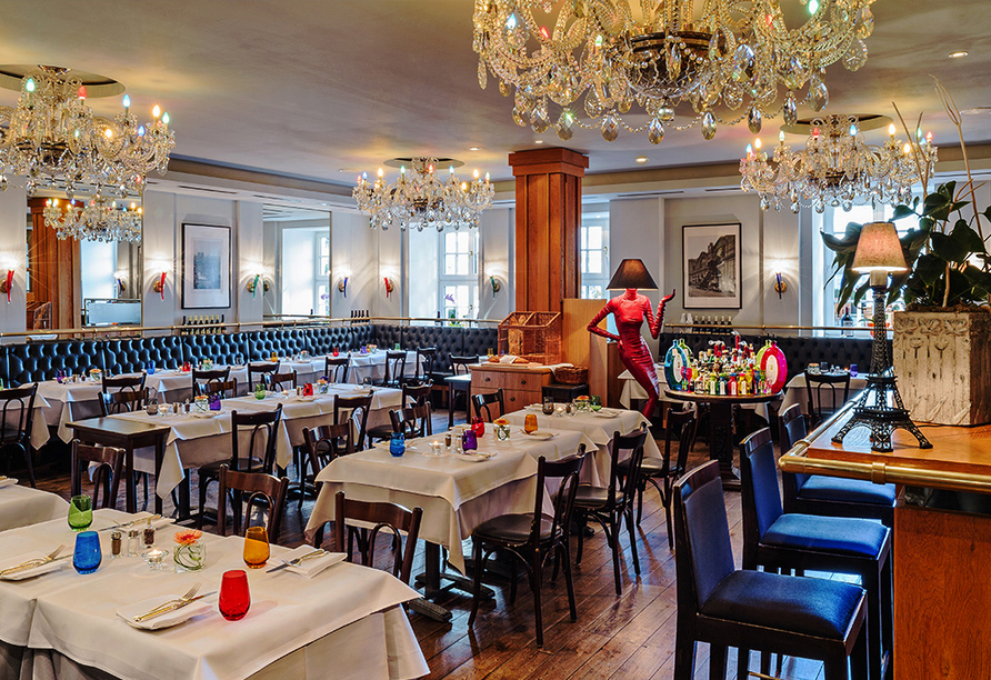 Hotel Taschenbergpalais Kempinski Dresden, Palais Bistro