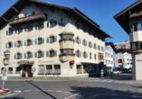 Hotel Schachtnerhof Wörgl in Tirol, Außenansicht