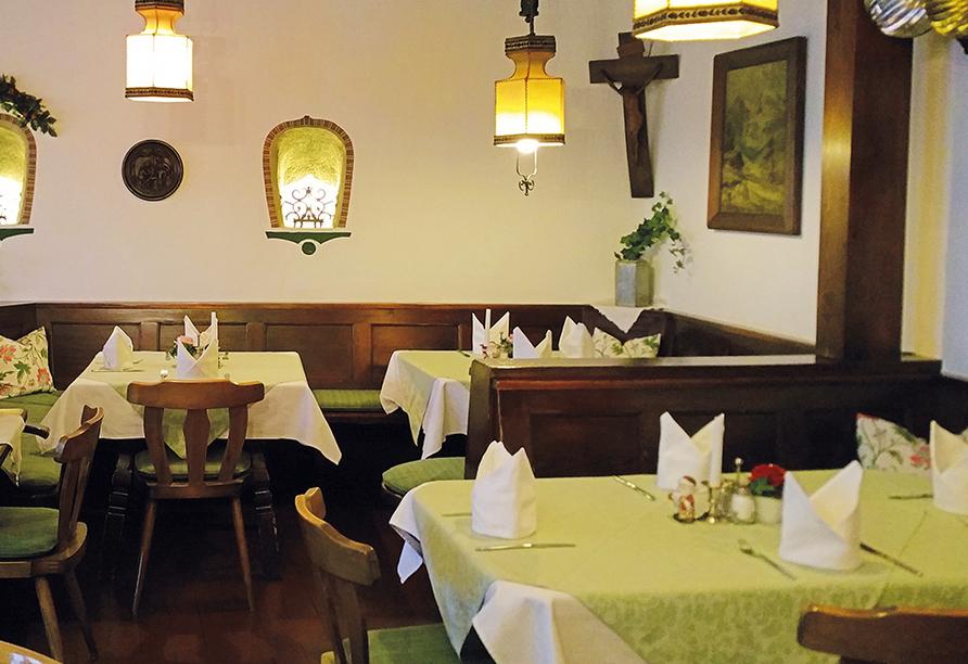 Hotel Schachtnerhof in Wörgl in Tirol Restaurant