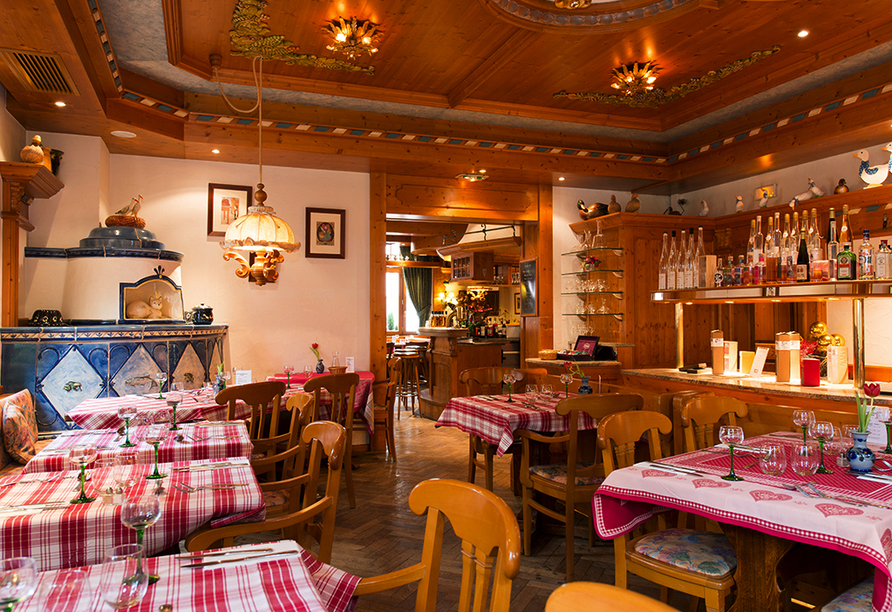Hotel du Parc Wellness & Beauty in Bad Niederbronn, Restaurant