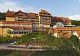 Göbel's Hotel Rodenberg in Rotenburg an der Fulda, Außenansicht