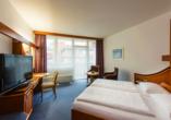 Göbel's Hotel Rodenberg in Rotenburg an der Fulda, Beispiel Doppelzimmer Standard