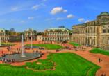 WEST Hotel Radebeul, Dresden, Zwinger in Dresden