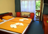 Hotel Resort Stein in Cheb, Zimmerbeispiel