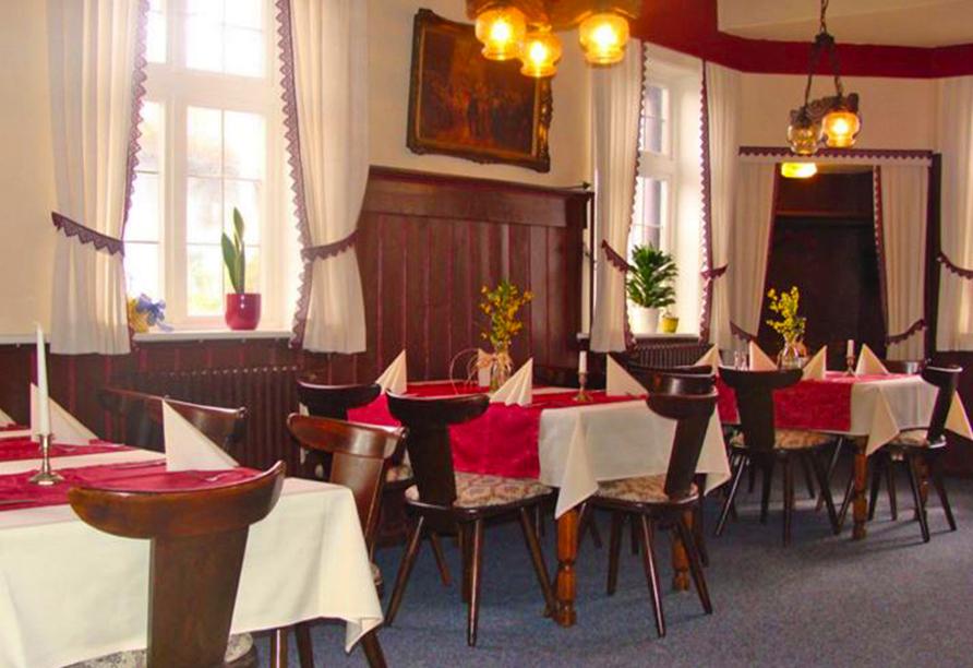 Hotel Zum Alten Fritz Seesen Harz Restaurant