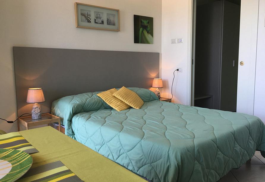 Hotel Residence Casa e Vela, Doppelzimmerbeispiel
