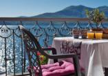 Hotel Residence Casa e Vela, Terrasse