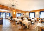 Hotel Bellamonte in Predazzo, Restaurant