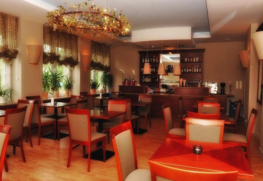 Hotel Alcest, Restaurant