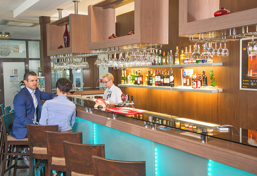Kurhaus Baltyk Kolberg Polnische Ostsee, Bar