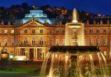 Hotel Körschtal Stuttgart Baden-Württemberg, Schlossplatz
