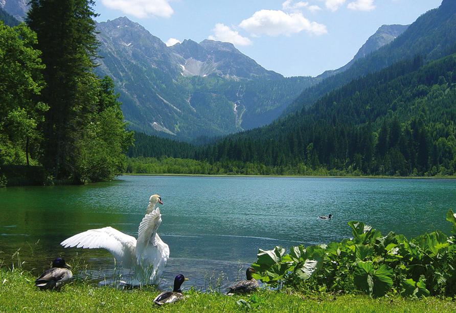 Vitalhotel Angerwirt, Jägersee