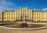 Erlebnisreise-Litauen-Lettland-Estland, Schloss Rundale