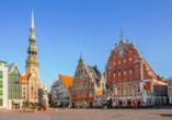 Erlebnisreise-Litauen-Lettland-Estland, Riga