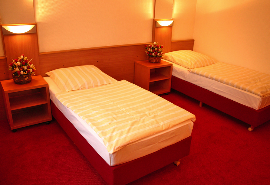 Hotel zur Riede in Delmenhorst, Zimmerbeispiel