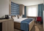 Van der Valk Landhotel Spornitz in Spornitz an der Mecklenburgischen Seenplatte Zimmerbeispiel