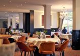 Van der Valk Landhotel Spornitz in Spornitz an der Mecklenburgischen Seenplatte Restaurant