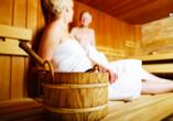 Van der Valk Landhotel Spornitz in Spornitz an der Mecklenburgischen Seenplatte Sauna