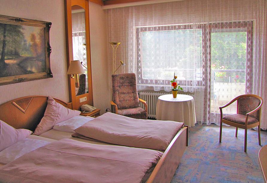 Hotel Harzer Bad Herrenalb, Zimmerbeispiel