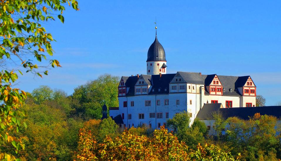 Center Hotel Alte Spinnerei Burgstädt, Schloss Rochsburg
