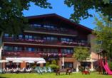 Parkhotel Kirchberg in Kirchberg in Tirol, Außenansicht