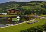 Parkhotel Kirchberg in Kirchberg in Tirol, Badesee