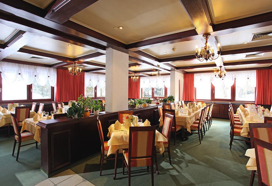 Parkhotel Kirchberg in Kirchberg in Tirol, Restaurant