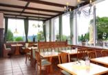 Hotel Almberg in Philippsreut im Bayerischen Wald, Restaurant