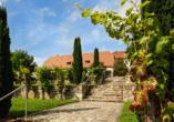 Hotel Resort Schloss Auerstedt in Bad Sulza, Außenansicht
