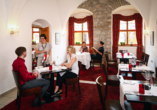 Hotel Resort Schloss Auerstedt in Bad Sulza, Restaurant