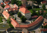 Hotel Resort Schloss Auerstedt in Bad Sulza, Vogelperspektive