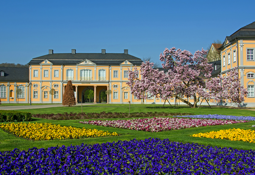 Apart Hotel Gera in Gera in Thüringen, Orangerie