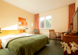 Apart Hotel Gera in Gera in Thüringen, Zimmerbeispiel