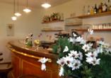 Naturhotel Wieserhof in Ritten in Südtirol, Bar