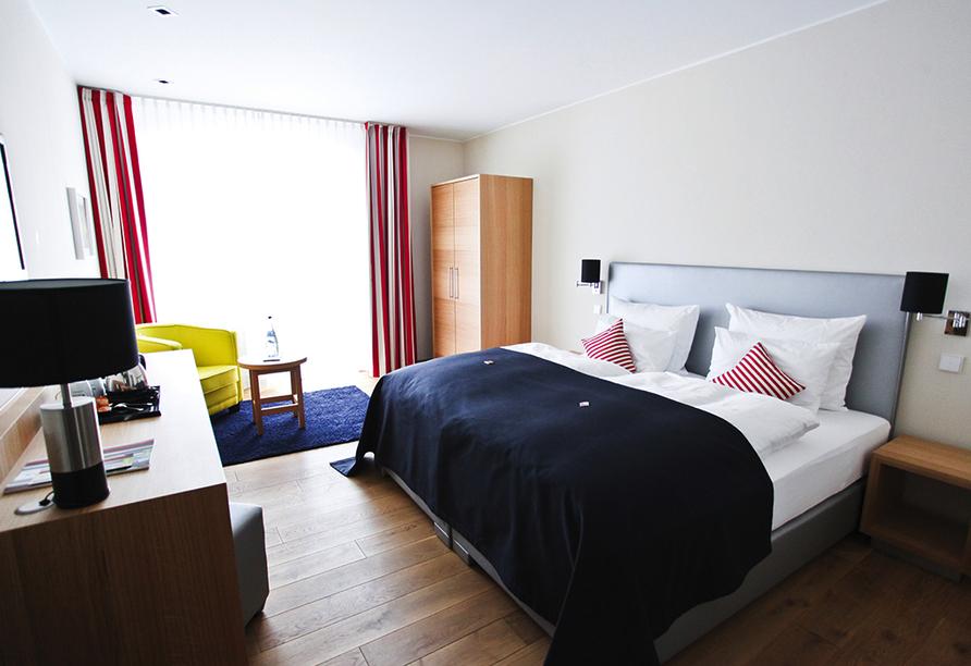 Hotel Palatina in Neustadt an der Weinstraße, Zimmerbeispiel