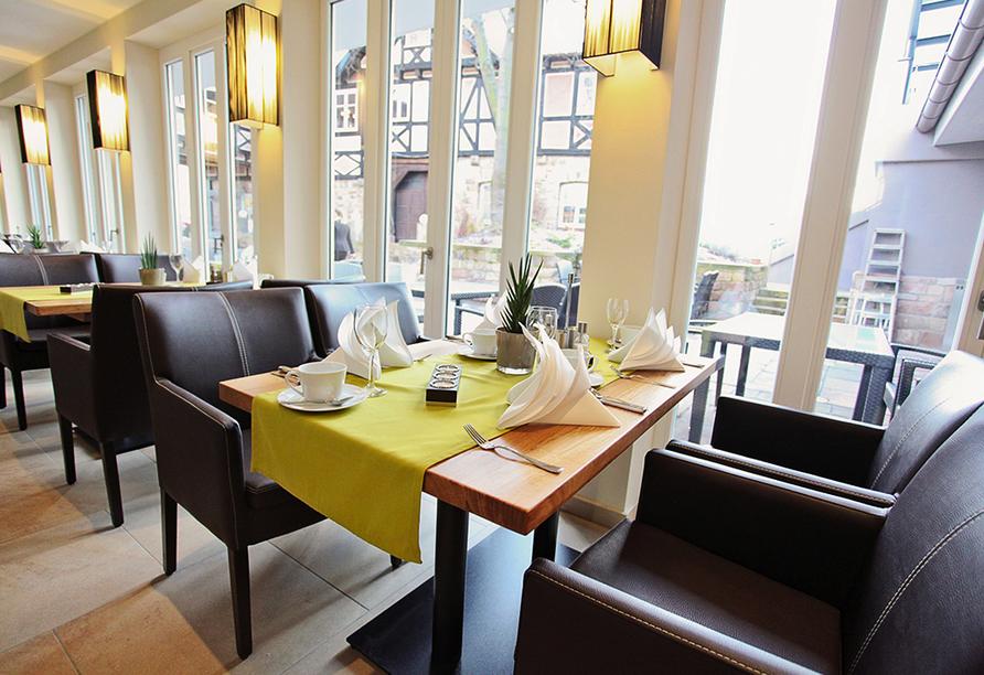 Hotel Palatina in Neustadt an der Weinstraße, Restaurant
