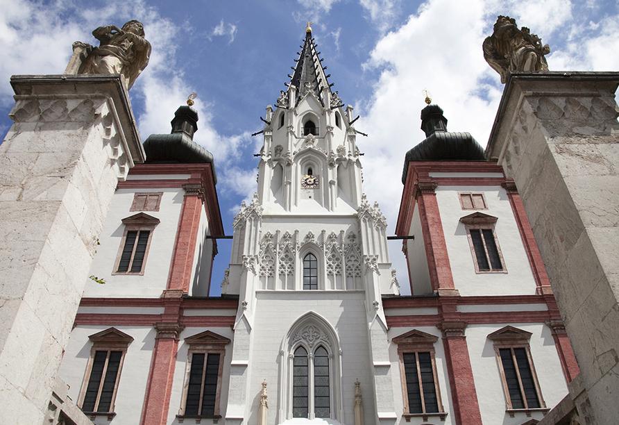 AKTIVHOTEL Weißer Hirsch in Mariazell, Basilika