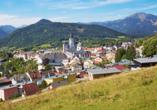 AKTIVHOTEL Weißer Hirsch in Mariazell, Mariazell