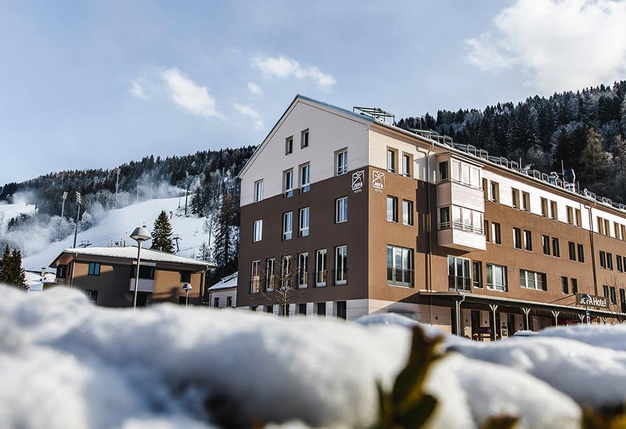 JUFA Schladming in der Steiermark Außenansicht