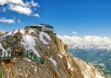 JUFA Schladming in der Steiermark Ausflugsziel Dachstein