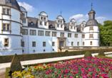 Hotel Höxter am Jakobsweg im Weserbergland, Schloss Neuhaus Paderborn