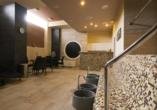 Spa Hotel Cajkovskij in Karlsbad, Wellnessbereich