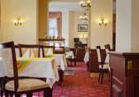 Spa Hotel Cajkovskij in Karlsbad, Restaurant